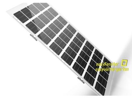 Solarglas Doppelglas Module 1600x950 200 kwp