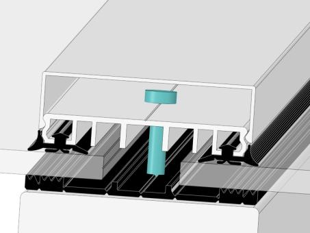 Verglasungssystem Basic Terrasse Kaltverglasung